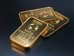 2017-08-20 08_26_31-Three Gold Bars Against Dark Background · Free Stock Photo